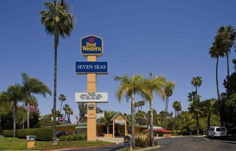 Best Western Seven Seas - Hotel - 20