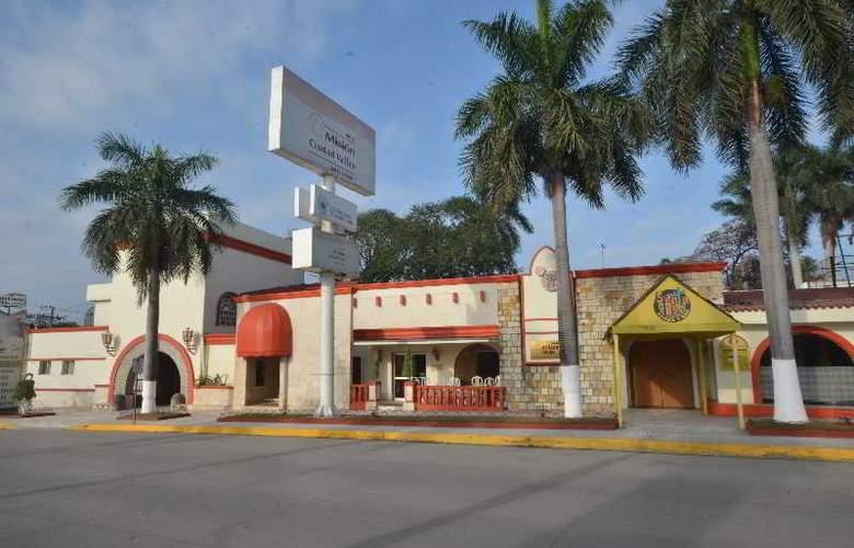 Misión Cd. Valles - Hotel - 0