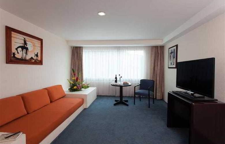 Best Western Plus Gran Morelia - Hotel - 89