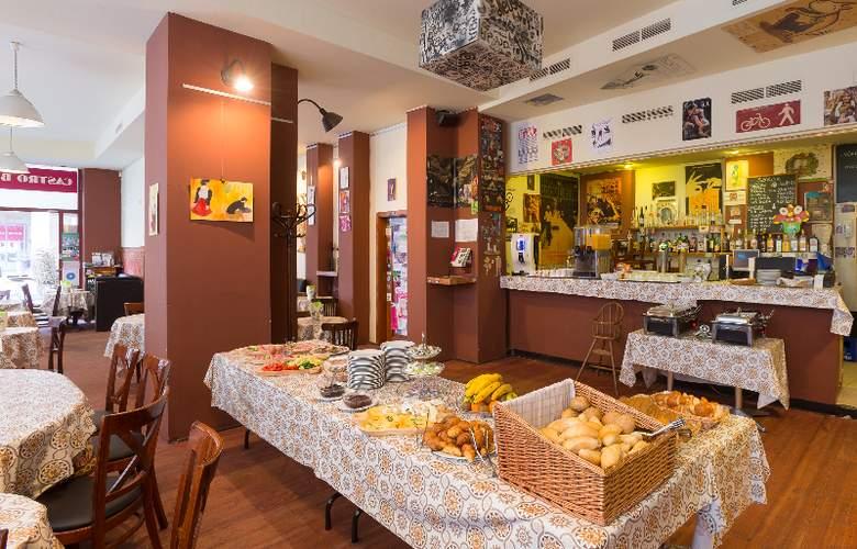 Arcadia Hotel Budapest - Restaurant - 22