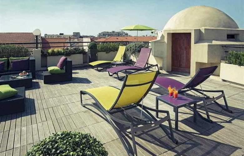 Mercure Nice Centre Grimaldi - Hotel - 4