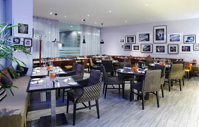 Novotel London West - Restaurant - 16