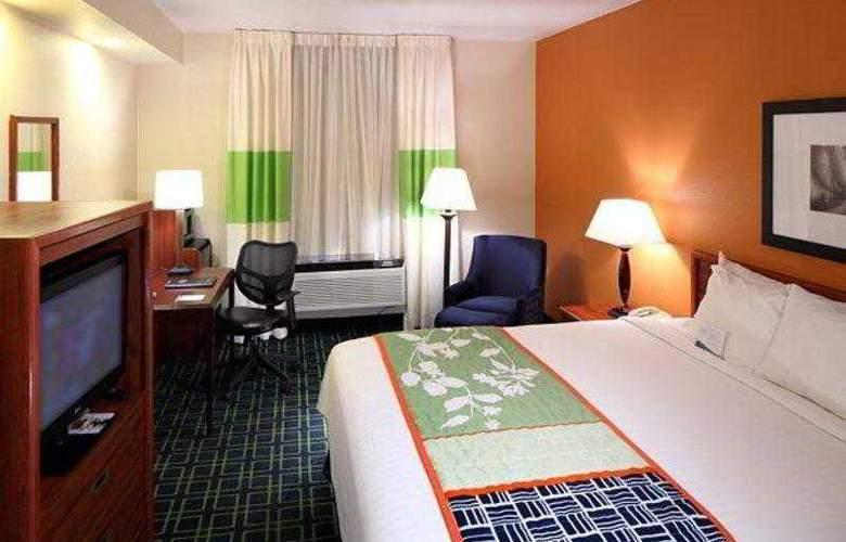 Fairfield Inn & Suites San Francisco San Carlos - Hotel - 8