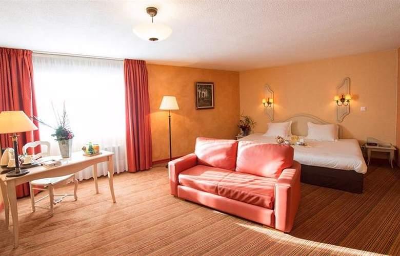Best Western Marseille Bonneveine Prado - Room - 22