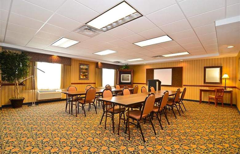 Best Western Executive Inn & Suites - Conference - 135