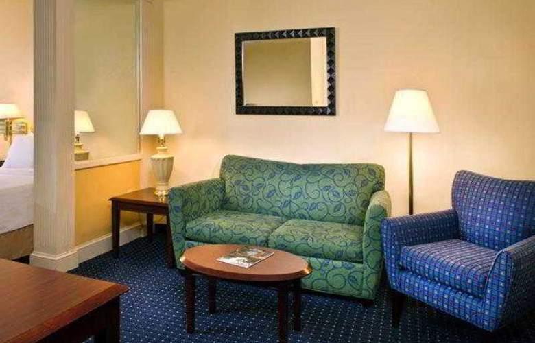 SpringHill Suites Gaithersburg - Hotel - 11