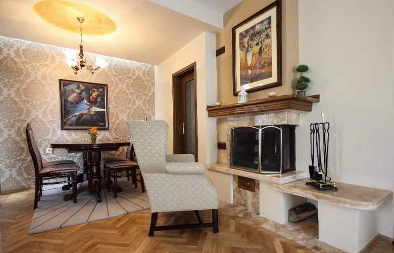Hotel Villa Ragusa - Room - 3