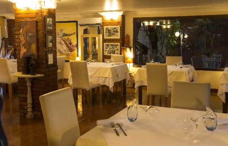Boutique Hotel De La Fonte - Restaurant - 18