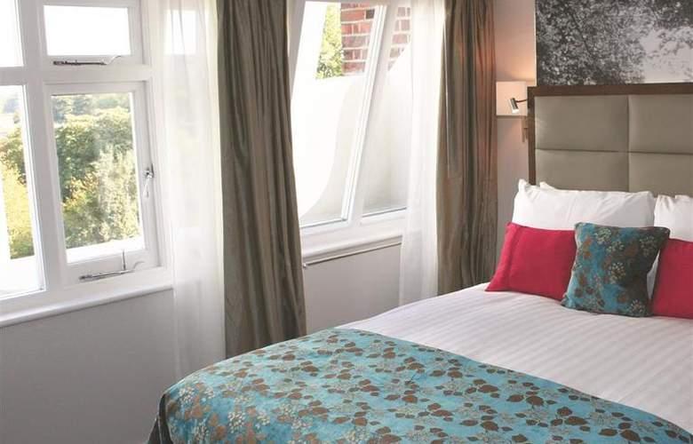 Seraphine Kensington Gardens - Room - 10