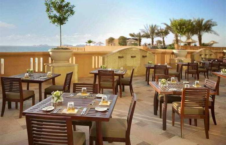 Sofitel Dubai Jumeirah Beach - Terrace - 69