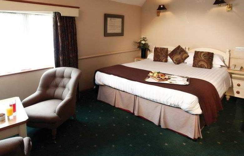 Best Western Cambridge Quy Mill Hotel - Hotel - 7