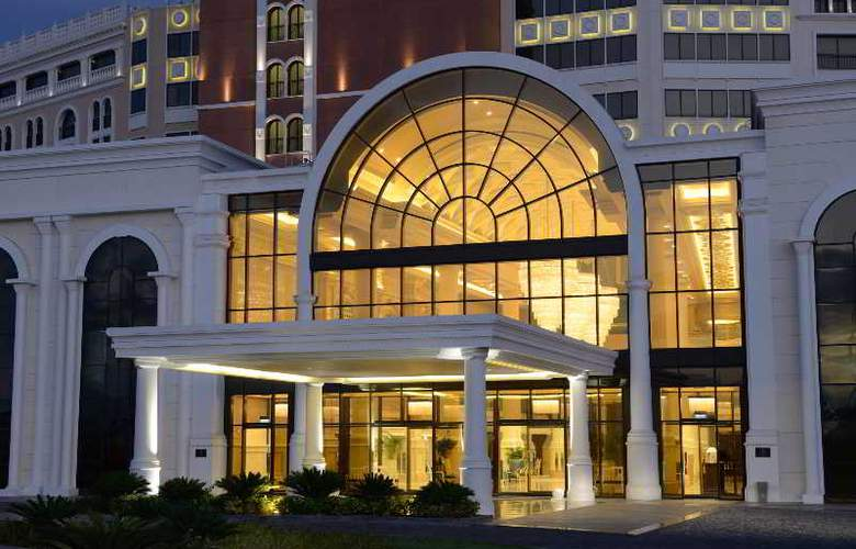 The Ritz Carlton Abu Dhabi, Grand Canal - Hotel - 5