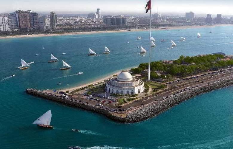 Sheraton Abu Dhabi Hotel & Resort - Hotel - 14