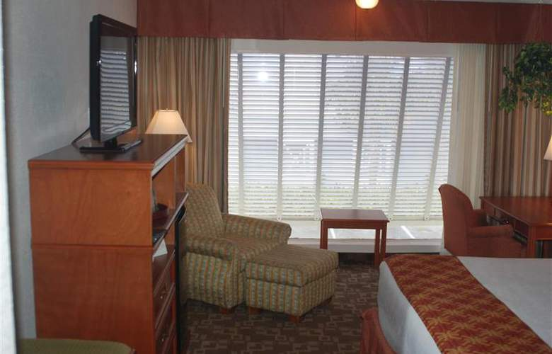 Best Western Plus University Inn - Room - 81