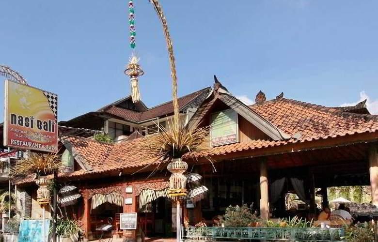 Adi Dharma Cottages - Restaurant - 10