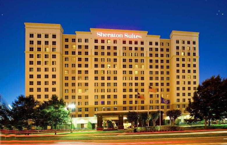 Sheraton Suites Houston near the Galleria - Hotel - 14