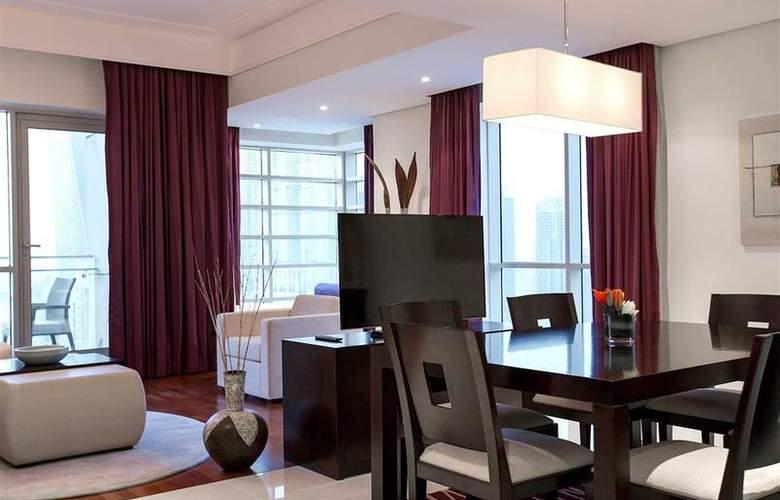 Pullman Dubai Jumeirah Lakes Towers - Hotel - 0