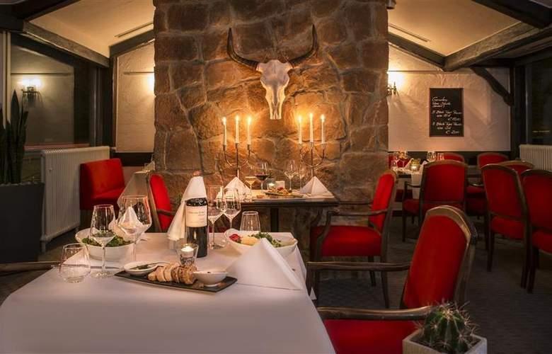 Best Western Leoso Hotel Leverkusen - Restaurant - 84