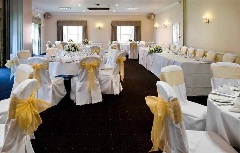 Mercure Milton Keynes Parkside House - Hotel - 39