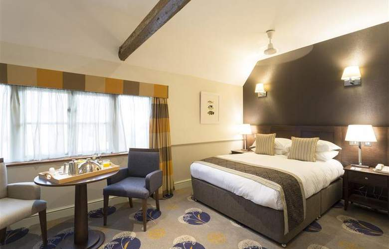 Best Western Cambridge Quy Mill Hotel - Room - 102