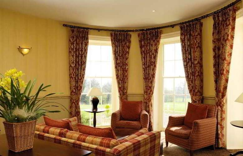 Tewkesbury Park Hotel, Golf & Country Club - Hotel - 0