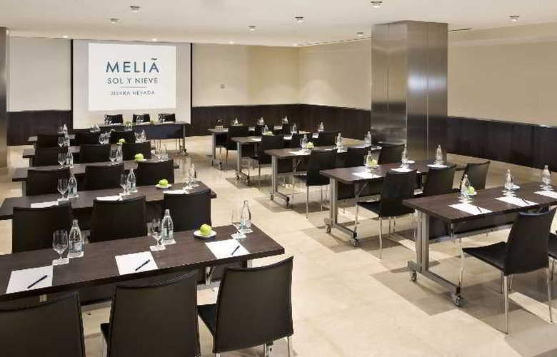 Meliá Sol y Nieve - Conference - 30