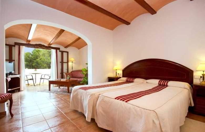 Monnaber Nou Spa, EcoHotel & Restaurante - Room - 28