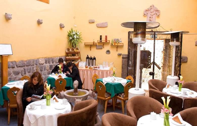 Hotel & Mirador Los Apus - Restaurant - 7