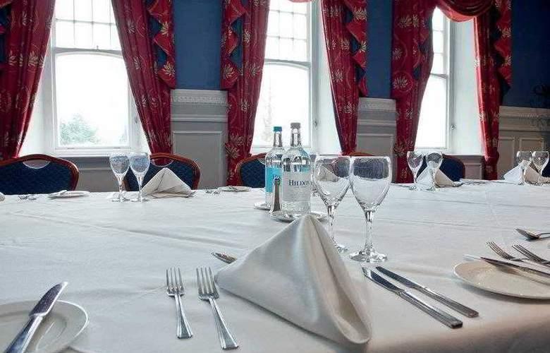 Best Western Chilworth Manor Hotel - Hotel - 12