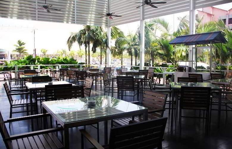 The Zenith Hotel - Restaurant - 17