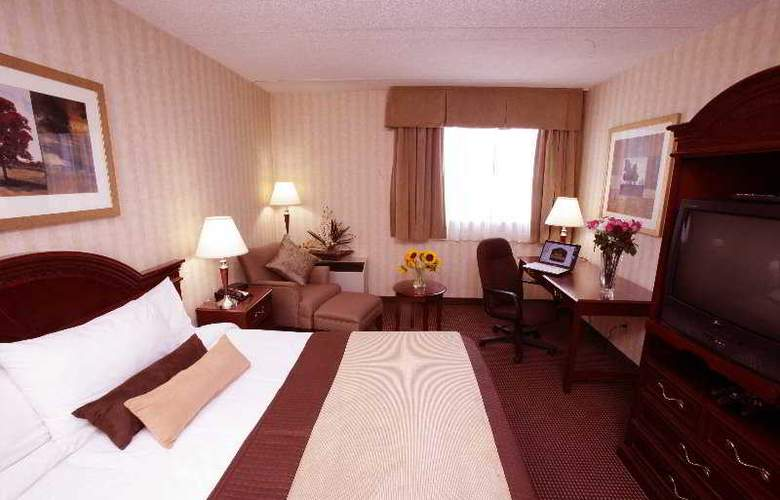 Best Western Plus Toronto Airport - Room - 4