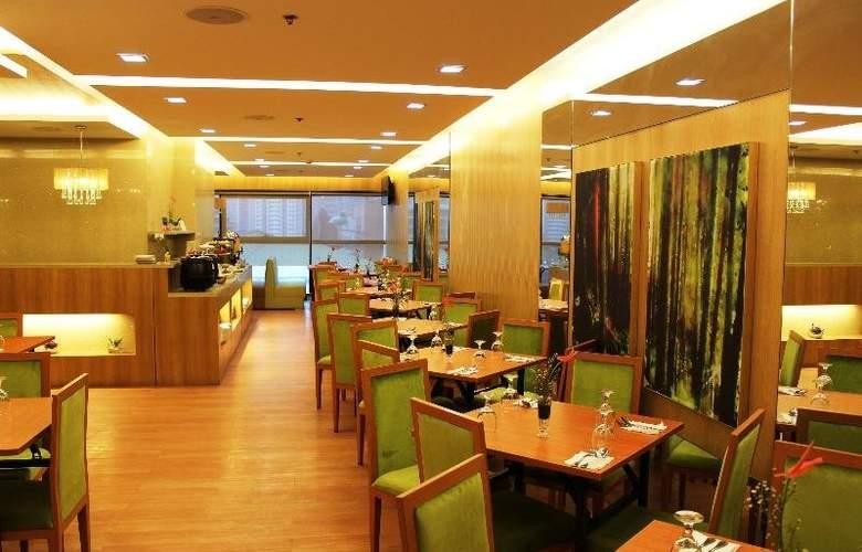 BSA Twin Towers - Restaurant - 2