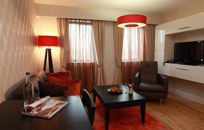 Best Western Maitrise Suites - Room - 60
