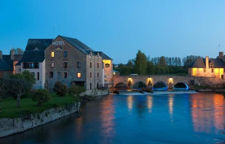 Best Western Le Moulin De Ducey - Hotel - 24