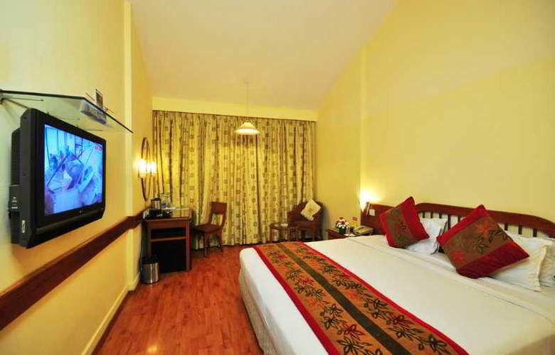Ramee Guestline Hotel Bangalore - Room - 5
