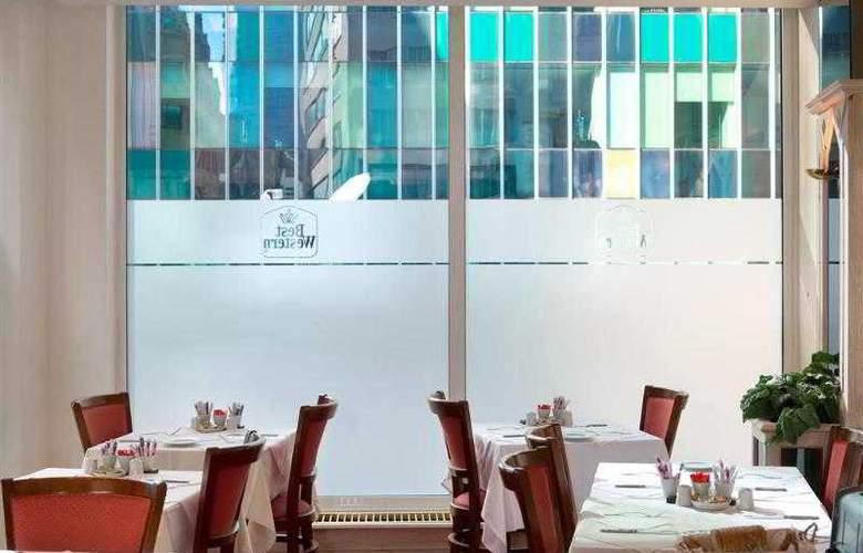 Best Western Royal Centre - Restaurant - 12