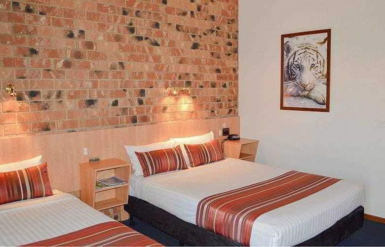 Best Western Werribee Park Motor Inn - Hotel - 0