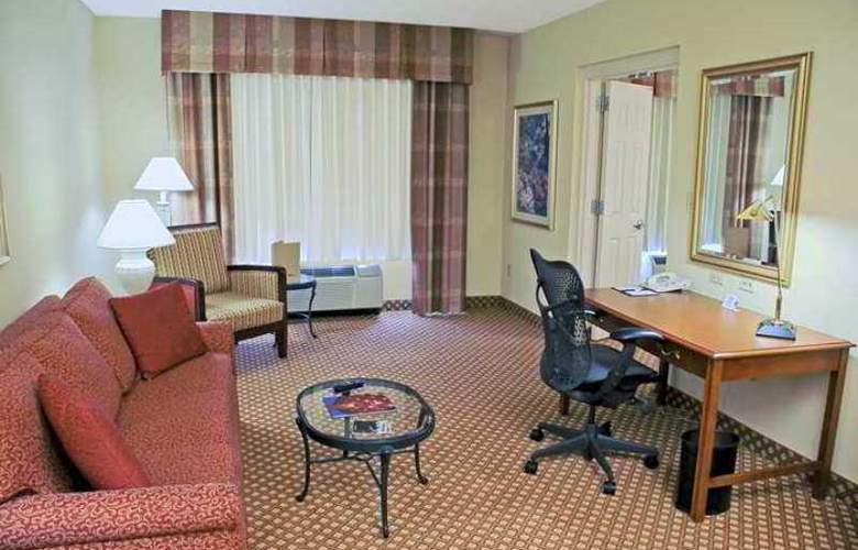 Hilton Garden Inn Charlotte North - Hotel - 3
