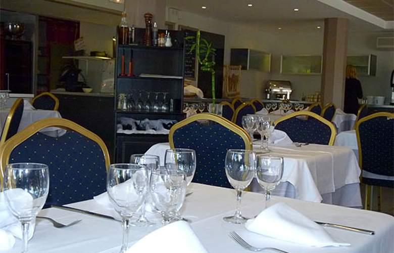 Aéroport Montpellier Méditerranée - Restaurant - 5