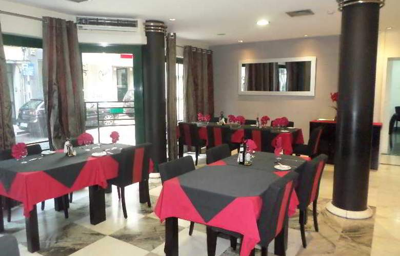 Residencial Greco - Restaurant - 14