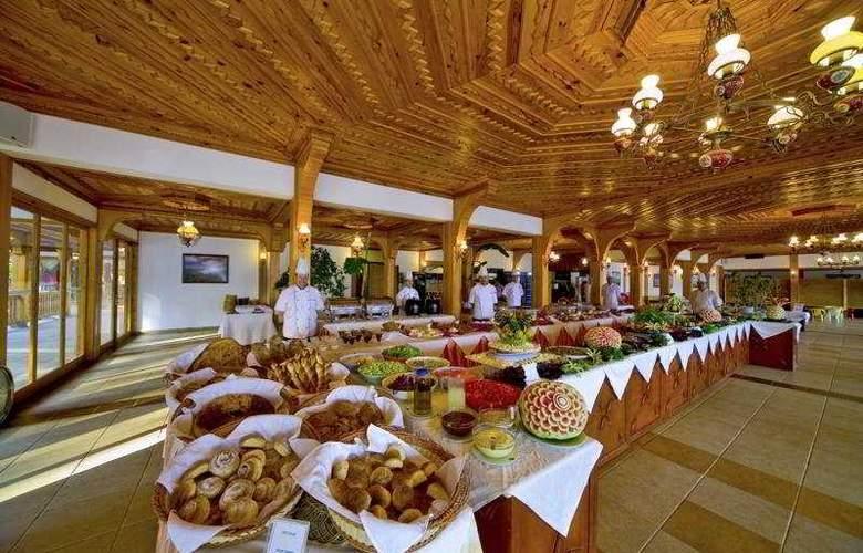 Yucelen Hotel Gokova - Restaurant - 11
