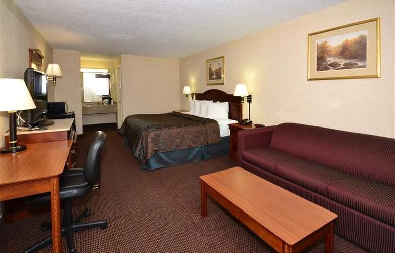 Best Western Executive Inn - Room - 21
