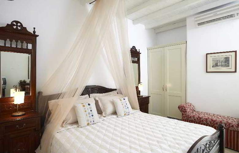 Levantes Ios Boutique Hotel - Room - 8
