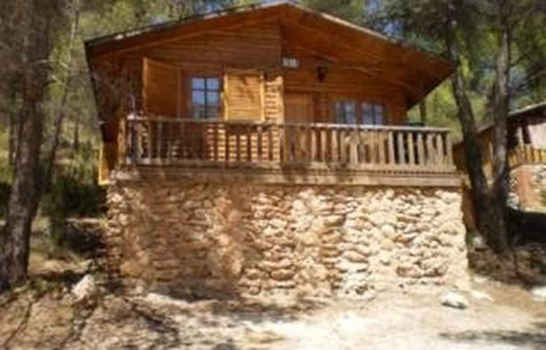 Cabañas Camping La Puerta - Hotel - 0
