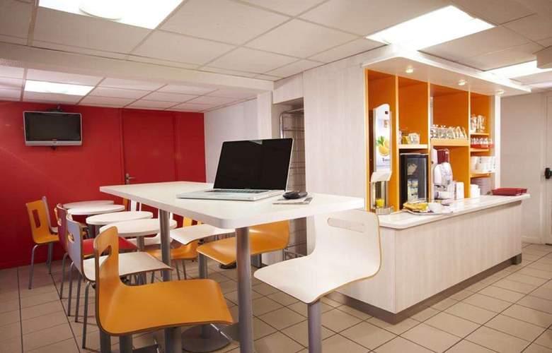 Première Classe Lyon Ouest - Tassin - Restaurant - 3