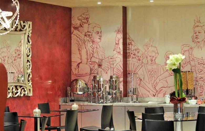 Mercure Paris Bastille Marais - Restaurant - 47