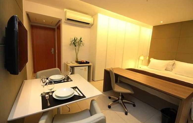 Hilton Garden Inn Belo Horizonte - Room - 2