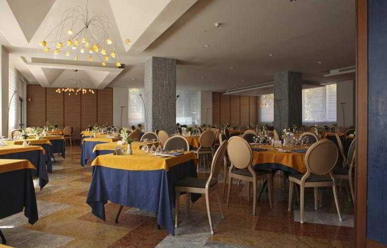 NH Ischia Thermal Spa Resort - Restaurant - 8