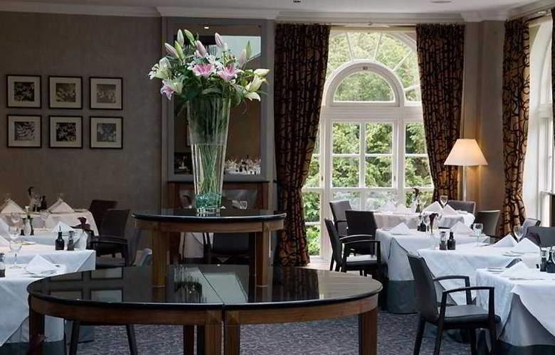 Balbirnie House Hotel - Restaurant - 2