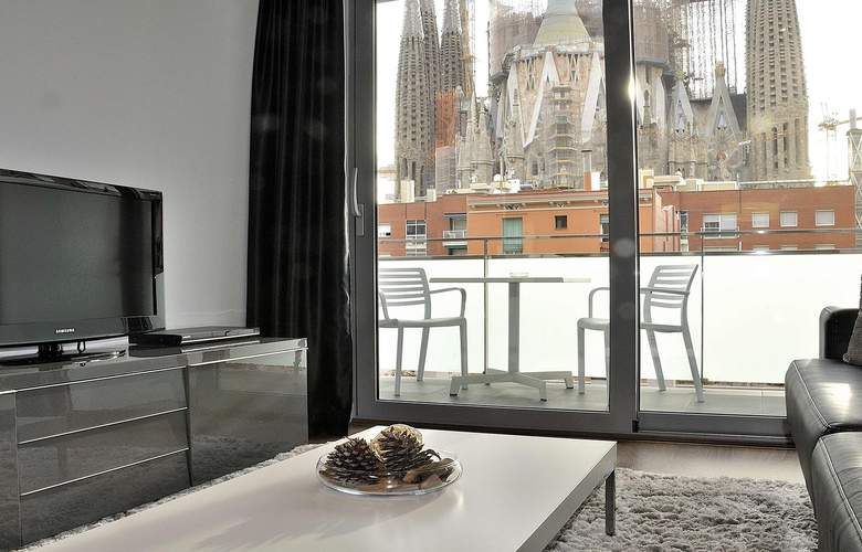 Sensation Sagrada Familia - Room - 5